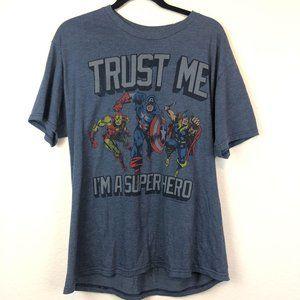 Marvel Graphic Shirt, Trust Me I'm a Superhero